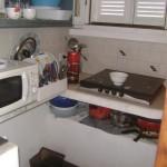 cucina piano alto